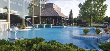 Danubius Health SPA Resort.Бюкфюрдо.Венгрия.